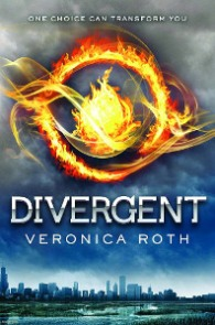 Divergent by Veronica Roth Book